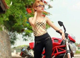 Moto o donna PARTE 2