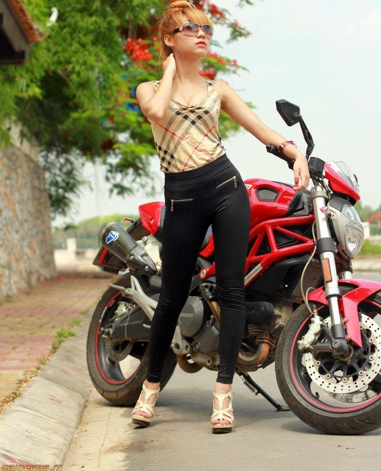 Moto o donna? PARTE 2