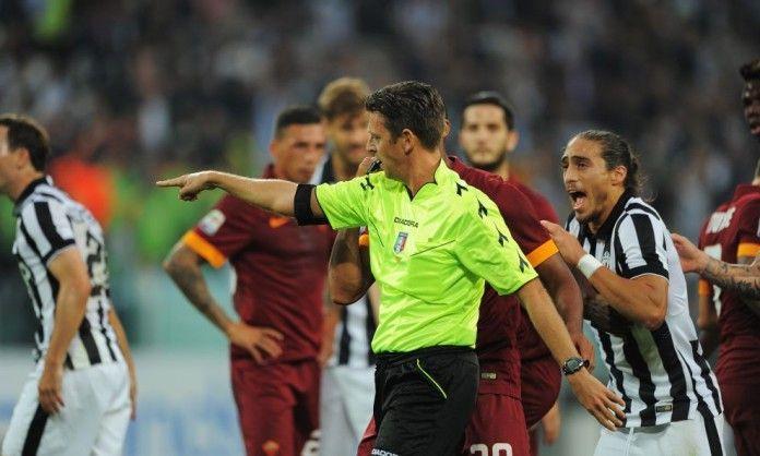 rocchi insultato tifosi roma