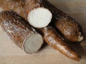 Purè di manioca
