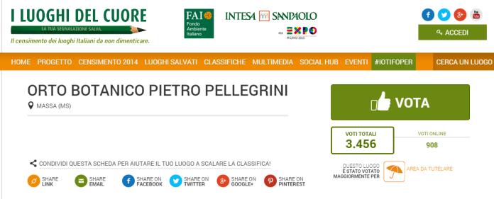 Orto Botanico P. Pellegrini