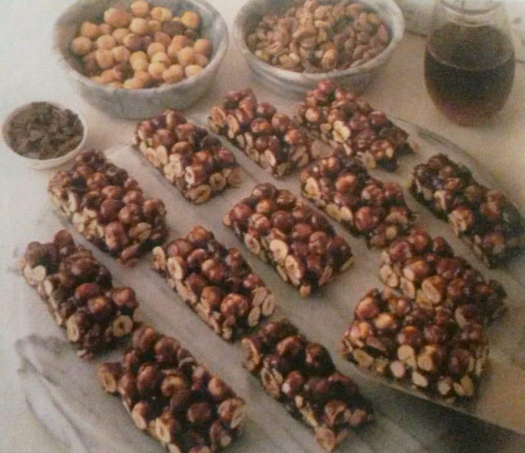 Torrone al cioccolato - Ricetta sfiziosa