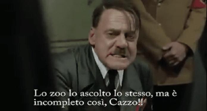 Zoo di 105: Hitler contro l'abbandono di Gibba