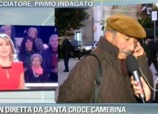 Barbara D'Urso finta intervista Striscia la Notizia