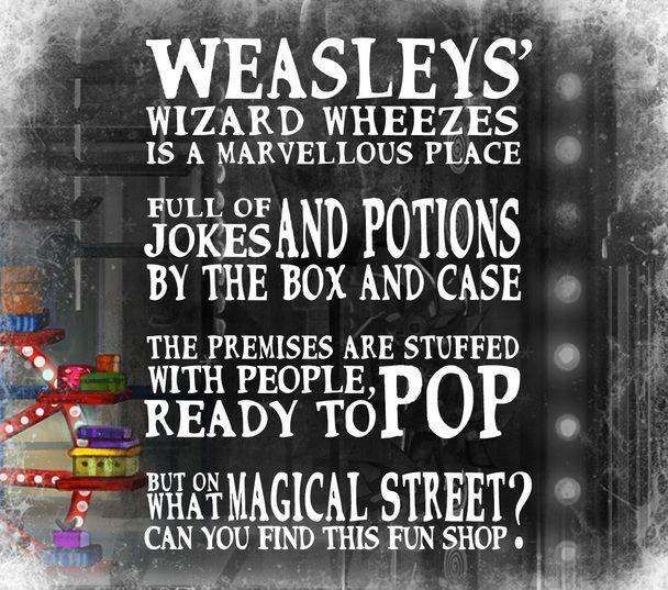 Harry Potter indovinello secondo inedito