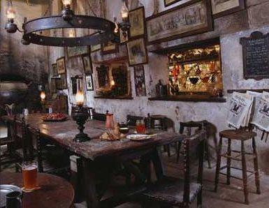 Leaky Cauldron Paiolo Magico inedito