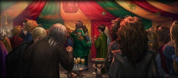 Harry Potter Pottermore 6° giorno_Slug Club