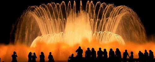 fontana barcellona