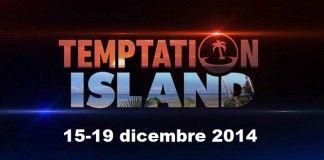 Temptation island, dal 15 dicembre