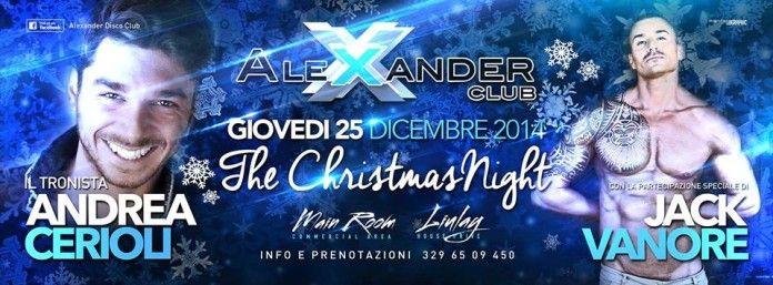 UeD: il 25 dicembre prima serata per Andrea Cerioli!