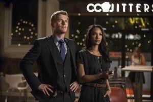 The Flash, Iris e Eddie