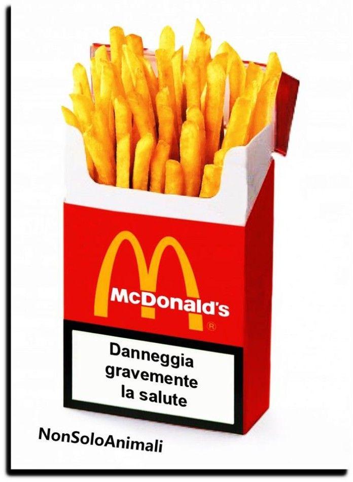 McDonald e i suoi ingredienti