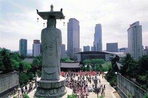 segno zodiacale del Leone a Seoul