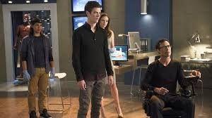 Barry alias Flash