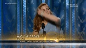 Amy Adams è la migliore attrice in una commedia