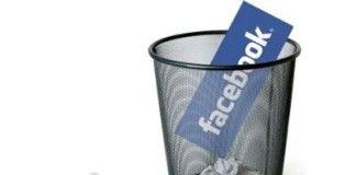 Come si fa a cancellarsi da Facebook