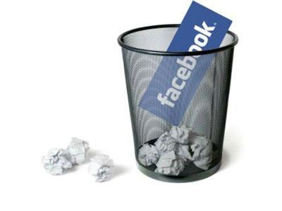 Come si fa a cancellarsi da Facebook