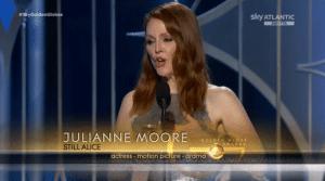 Julianne Moore è la migliore attrice in un film drammatico