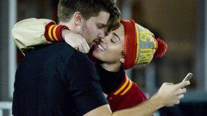 Miley Cyrus e Patrick Schwarzenegger