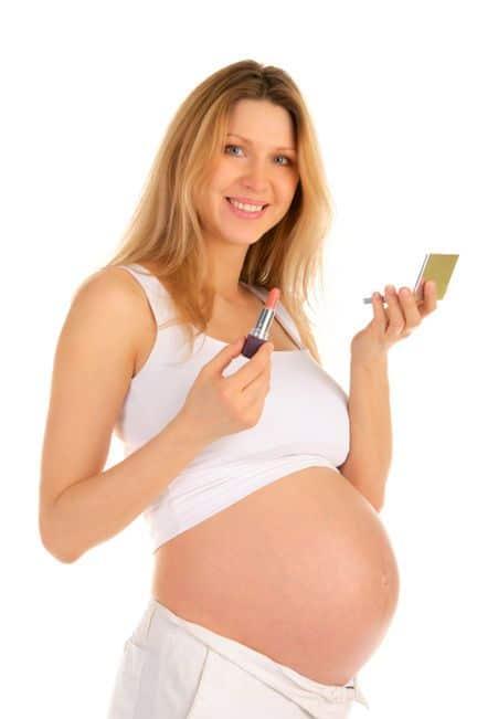 Il makeup giusto in gravidanza
