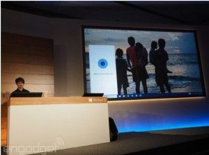 Windows 10: arriva Cortana!