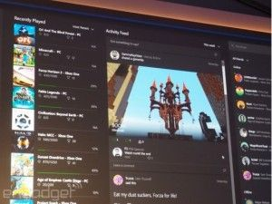 Windows 10: Xbox integration