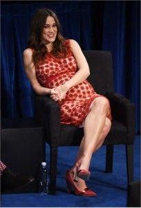 Keira Knightley incinta