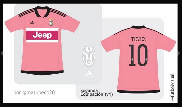 nuove maglie juve