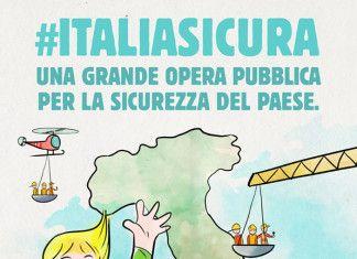 #italiasicura #acquepulite