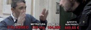 Affittopoli Roma: alcuni dei cittadini che godono degli affitti irrisori non li pagano nemmeno e spesso sono addirittura abusivi.