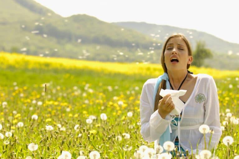 Antistaminici naturali per contrastare le allergie di primavera
