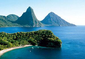 Santa Lucia è da sempre una delle mete preferite per tutti gli avventurosi che decidono di passare le proprie vacanze ai Caraibi.
