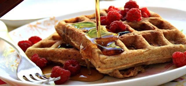 waffles bimby