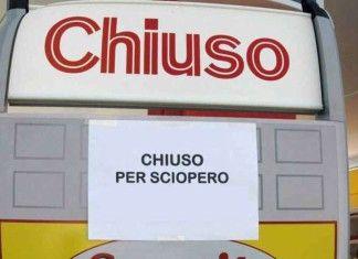 sciopero benzinai