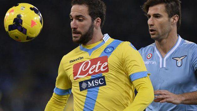 Napoli-Lazio: orario tv semifinale Coppa Italia