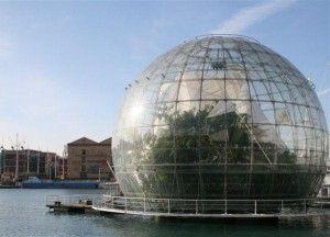 Porto Antico di Genova: Biosfera