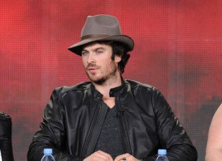 Ian Somerhalder - fan The Vampire Diaries