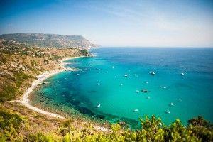 spiagge italiane: baia di grotticelle vibo valentia