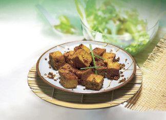 tofu al sesamo bimby