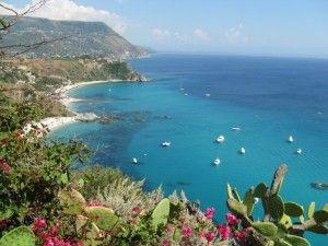 spiagge italiane: baia di grotticelle calabria