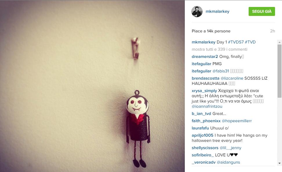 Mikael Malarkey - Instagram