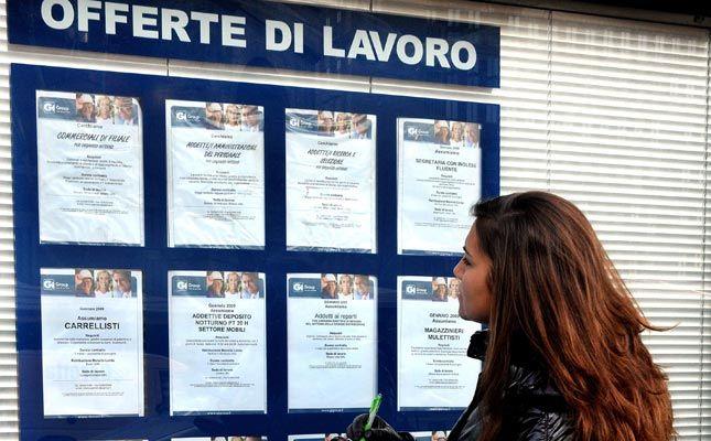 Aumento Disoccupazione