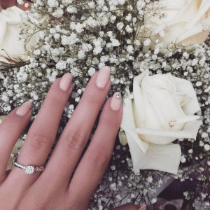 sharon bergonzi si sposa