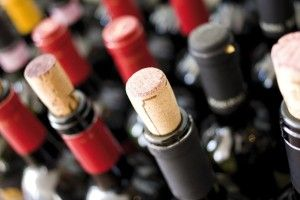 spedire il vino