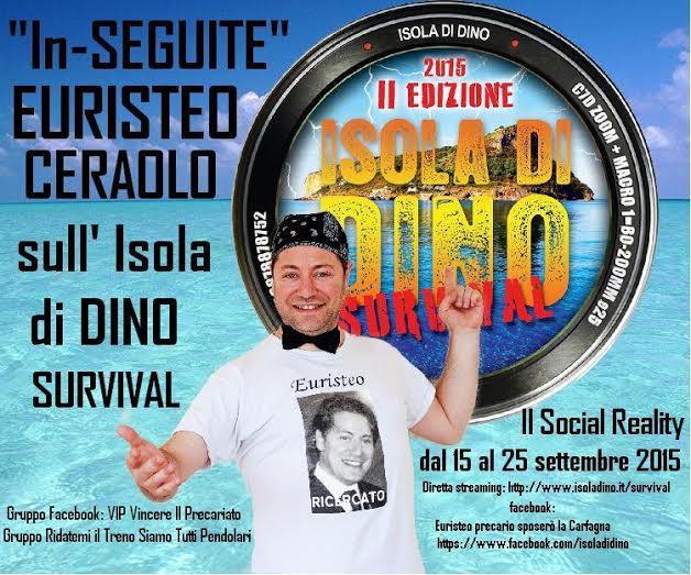 Isola di Dino Survival - Il social reality che fa la differenza