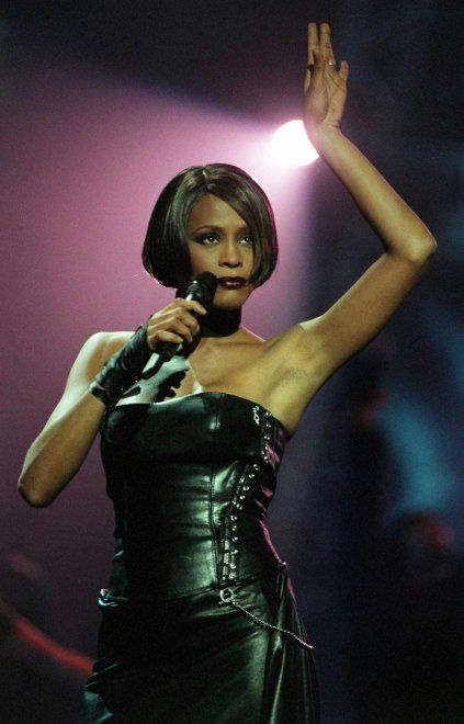 Whitney Houston, un tour da morta