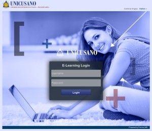 e-learning unicusano
