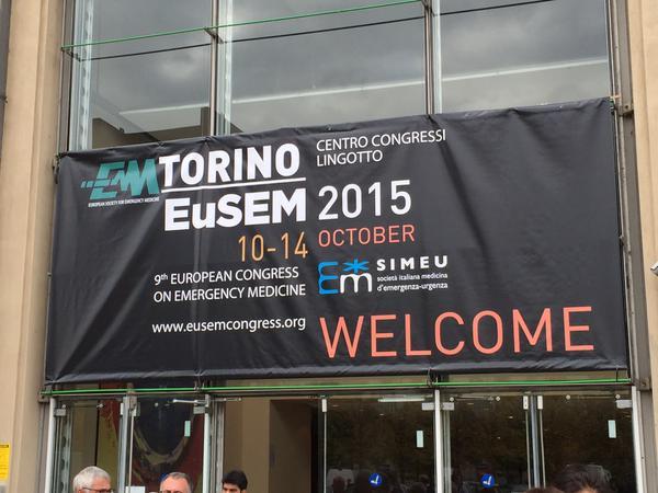 IX Congresso Eusem 2015 Torino