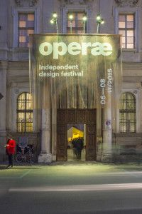 Operae 2015. Palazzo Cavour