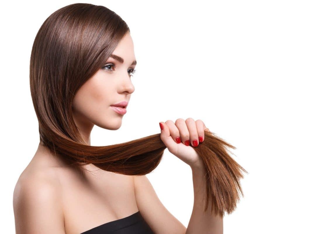 Maschere per capelli per crescita rapida con olio di bardana